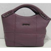 Женская сумка-клатч (светло-фиолетовая) 18-04-050