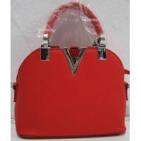 Стильная сумочка - клатч  (красная) 18-08-029
