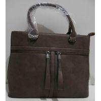 Женская смука с карманами (коричневая) 19-02-034