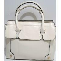 Женская каркасная сумка (молочная) 19-04-004