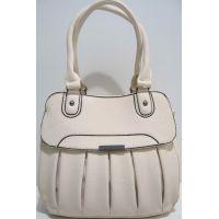 Женская сумка с клапаном (молочная) 19-04-007