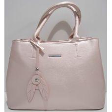 Женская сумка Dovili  (пудровая) 19-04-027