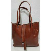 Женская кожаная сумка  19-08-030