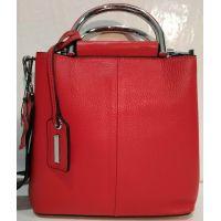 Женская кожаная сумка-клатч  19-10-096