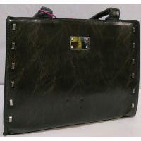 Женская глянцевая сумка 19-11-055