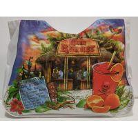Женская пляжная сумка (белая) 20-01-076
