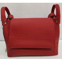 Женская сумка кросс-боди (красная) 20-02-018