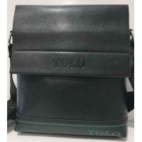 Мужская  сумка Tolo (чёрная) 17-12-104