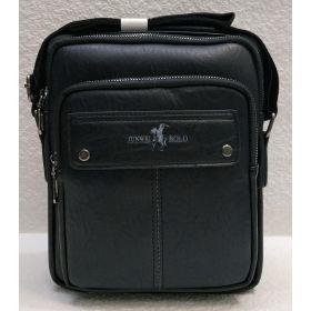 Мужская сумка Bolo (чёрная) 21-04-044