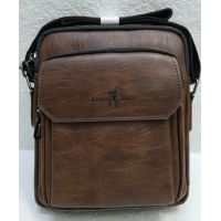 Мужская сумка Bolo (коричневая) 21-04-045