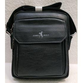 Мужская сумка Bolo (чёрная) 21-04-045