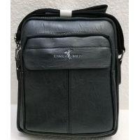 Мужская сумка Bolo (чёрная) 21-04-046