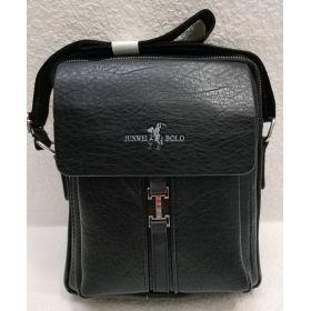 Мужская сумка Bolo (чёрная) 21-04-047