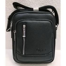 Мужская сумка (чёрная) 21-04-048