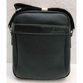 Мужская сумка (чёрная) 21-04-049
