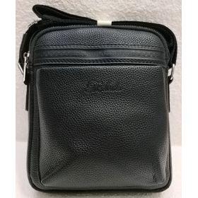Мужская сумка (чёрная) 21-04-050