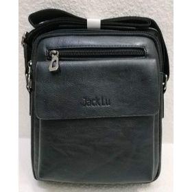 Мужская сумка Jack Lu (чёрная) 21-04-051