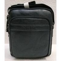 Мужская сумка Jack Lu (чёрная) 21-04-052