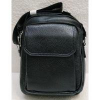 Мужская сумка (чёрная) 21-04-053
