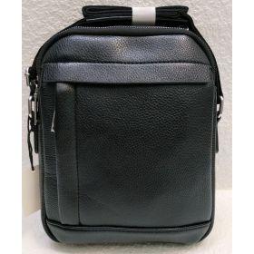 Мужская сумка (чёрная) 21-04-054
