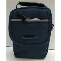 Мужская тканевая сумка  (синяя) 21-04-071