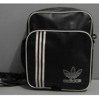 Мужская спортивная сумка (чёрная) 16-10-023