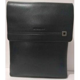 Мужская сумка Gorangd (чёрная) 19-05-136