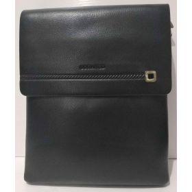 Мужская сумка Gorangd (шоколадная) 19-05-136