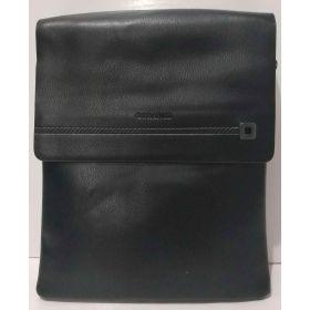 Мужская сумка Gorangd (чёрная) 19-05-137