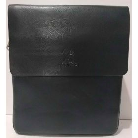 Мужская сумка Gorangd (чёрная) 19-05-138