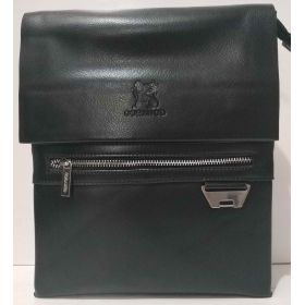 Мужская сумка Gorangd (чёрная) 19-05-146