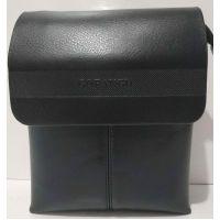 Мужская сумка Gorangd (шоколадная) 19-05-149