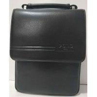 Мужская сумка Polo (шоколадная) 19-05-153