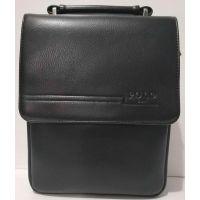 Мужская сумка Polo (шоколадная) 19-05-154