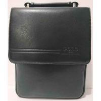 Мужская сумка Polo (чёрная) 19-05-154