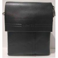 Мужская сумка Gorangd (шоколадная) 19-05-157