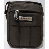 Мужская сумка Gorangd (коричневая) 20-07-003