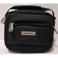 Мужская сумка Gorangd (чёрная) 20-07-004