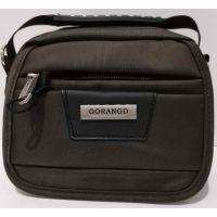 Мужская сумка Gorangd (коричневая) 20-07-004