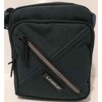 Мужская тканевая  сумка Lanpad  (синяя) 20-07-055