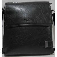 Мужская  сумка Balini (чёрная) 18-06-043