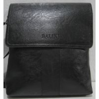 Мужская  сумка Balini (чёрная) 18-06-044