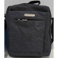 Мужская тканевая сумка Garangd  (серая) 18-09-151