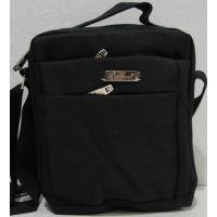 Мужская тканевая сумка Garangd  (чёрная) 18-09-151