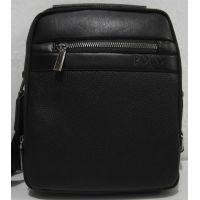 Мужская сумка Polo (чёрная) 19-07-026